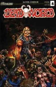 Deadworld (Vol. 2) #4 VF/NM; Caliber | save on shipping - details inside
