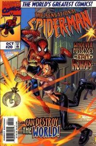Sensational Spider-Man (1996 series) #20, NM (Stock photo)