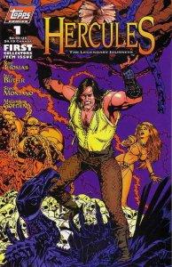 Hercules: The Legendary Journeys #1 VG; Topps | low grade comic - save on shippi