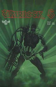 Warlock 5 #10 VF; Aircel | save on shipping - details inside