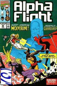 Alpha Flight (1983 series) #90, VF+ (Stock photo)