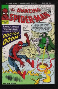 Spider-Man Collectible Series #10 FN; News America Marketing   save on shipping