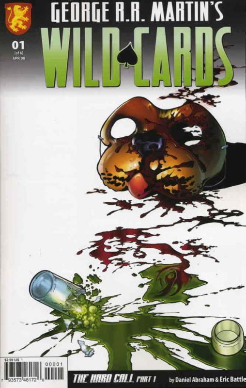 Wild Cards: The Hard Call (George R.R. Martin's…) #1 VF/NM; Dabel Brothers   sav