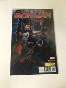 Invincible Iron Man 13 Nm Near Mint Marvel Comics