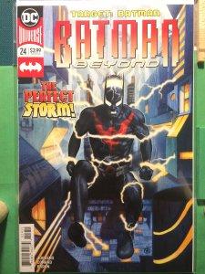 Batman Beyond #24 New DC Universe