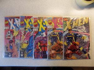 X-MEN # 1 MARVEL ALL 5 VARIANTS JIM LEE COLLECTORS WRAP COVER EDITION AS WELL