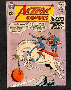 Action Comics #293 VG+ 4.5
