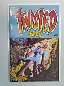 Twisted Tales #1 8.5 VF+ (1982)