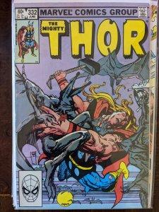 Thor #332 (1983) NM