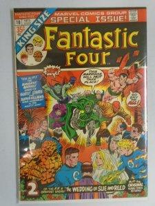 Fantastic Four Annual #10 6.0 FN (1973 1st Series)
