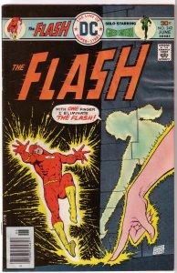 Flash   vol. 1   #242 GD Green Lantern