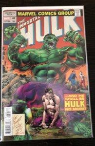The Immortal Hulk #47 NM