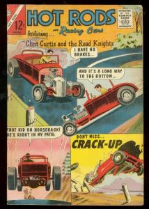 HOT RODS AND RACING CARS #72 1965-CHARLTON-LE MANS RACE FN