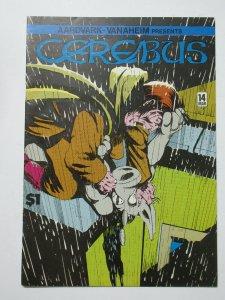 Cerebus the Aardvark (A Vanaheim March 1980) #14 Dave Sim 1st Printing!
