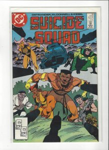 Suicide Squad #24 1989 DC Comics Copper Age  NM