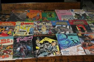 Medium Priority Mail Box Full of INDY / Independent Comics Bulk Mixed