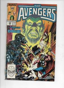 AVENGERS #295, VF/NM, Thor, Dinosaur, She-Hulk, 1963 1988, more Marvel in store