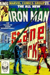Iron Man (1968 series) #173, VF+ (Stock photo)