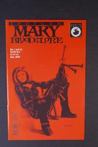 Shotgun Mary: Blood Lore #1 Feb 1997. Herb Mallette, Antarac