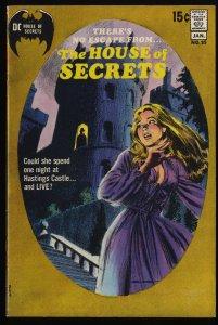 House Of Secrets #89 VF 8.0 DC Comics