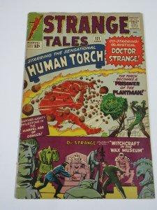 STRANGE TALES #121 (Marvel,6/1964) VG-  Ditko Dr Strange, classic era