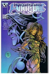 WITCHBLADE #26, NM+, Femme Fatale, Randy Green, 1995, more in store