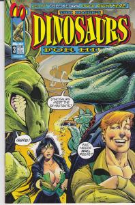 Dinosaurs for Hire #3
