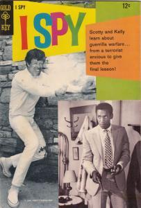 I Spy #5 (Jun-68) VF/NM+ High-Grade Scotty, Kelly