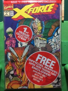 X-Force #1 MISB