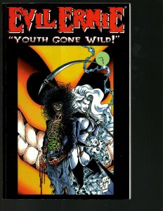 Evil Ernie: Youth Gone Wild! Chaos! Comic Book TPB Graphic Novel Pulido J402