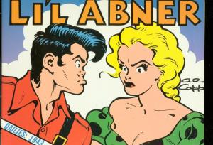 LI'L ABNER: THE DAILIES 1943-TPB-AL CAPP-VOL 9 FN