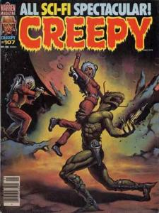 Creepy (1964 series) #107, VF- (Stock photo)