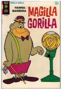 MAGILLA GORILLA (1964-1968 GK) 10 VF 1968 COMICS BOOK