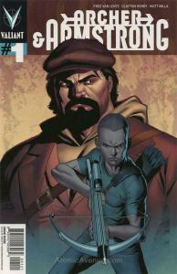 Archer and Armstrong (2nd Series) #1A VF/NM; Valiant | save on shipping - detail