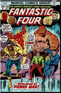 Fantastic Four #168, 6.0 or Better