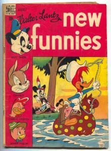 New Funnies #138 1948-Woody Woodpecker-Andy Panda