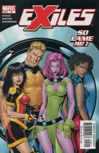 Exiles (Marvel) #19 FN; Marvel | save on shipping - details inside