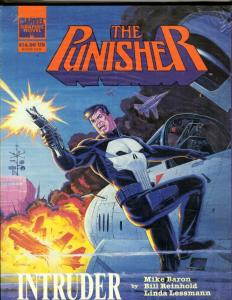 The Punisher: Intruder Marvel HARDCOVER SEALED Graphic Novel Comic Book J342