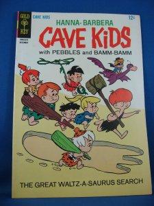 The Flintstones CAVE KIDS 11 Very Fine 1965