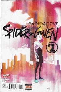 Spider-Gwen #1 (2016 v2) Jason Latour Lizard NM