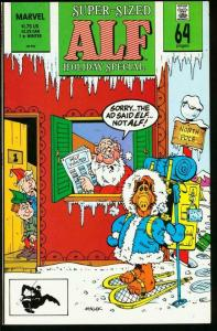ALF #1, VF/NM, Holiday Special, Marvel,  1988 1989 more in store