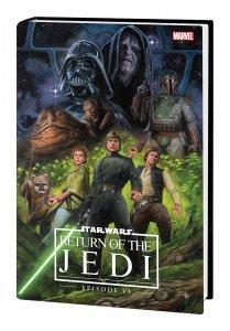 Star Wars Episode VI Return Of The Jedi HC (Marvel, 2016) - New/Sealed!