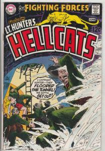 Our Fighting Forces #119 (Jun-69) FN Mid-Grade Lt. Hunter, the Hellcats