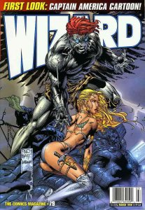 Wizard: The Comics Magazine #79B FN; Wizard | save on shipping - details inside