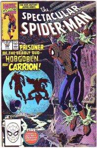 Spider-Man, Peter Parker Spectacular #163 (Jun-90) NM/NM- High-Grade Spider-Man