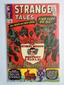 Strange Tales (1st Series) #136, 3.5 (1965)