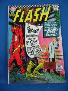 THE FLASH 159 Fine+ 1966