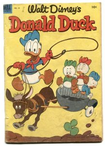 Donald Duck #30 1953- CARL BARKS- Golden Age G