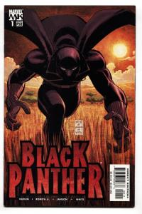 Black Panther #1 2005-1st issue-Marvel MK-NM-