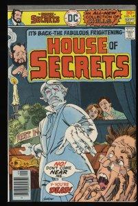 House Of Secrets #141 NM- 9.2 DC Comics